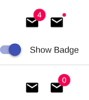 badge - material-ui · Bit